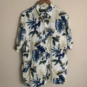 David Taylor Hawaiian Shirt Size L